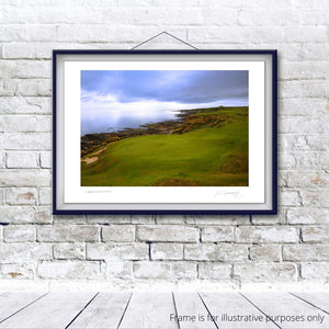 St Andrews Castle 17th - Kevin Murray Golf Photography