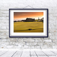 Load image into Gallery viewer, St Andrews Old Course 18th, Fine Art Print by Kevin Murray