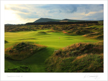 Load image into Gallery viewer, Dumbarnie Links 3rd, Fine Art Print by Kevin Murray