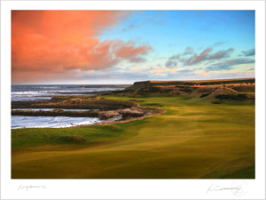 Kingsbarns 12th, Fine Art Print by Kevin Murray