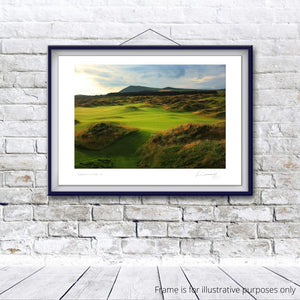 Dumbarnie Links 3rd, Fine Art Print by Kevin Murray