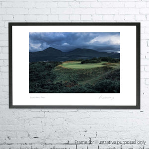 Royal County Down - Limited Edition Fine Art Print by Kevin Murray