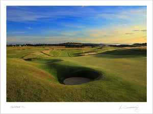 Muirfield 13th - Kevin Murray Golf Photography