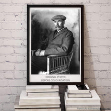 Load image into Gallery viewer, James Braid Original