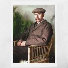 Load image into Gallery viewer, James Braid Print Preview