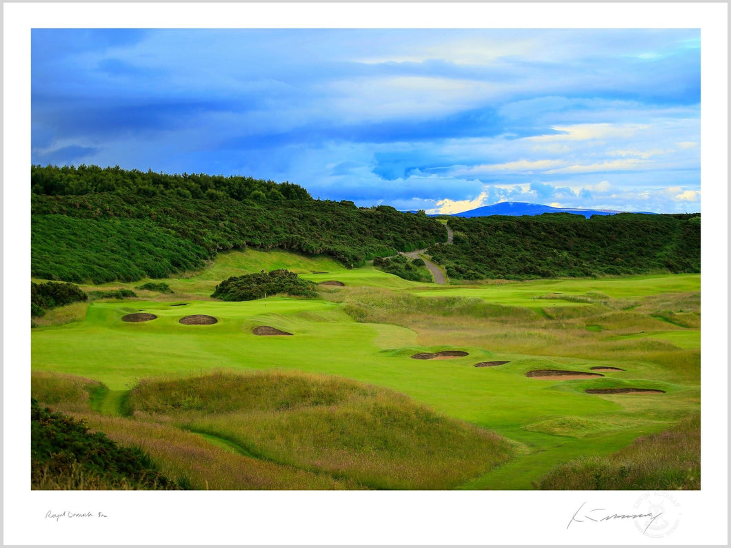 Royal Dornoch 5th, Fine Art Print by Kevin Murray