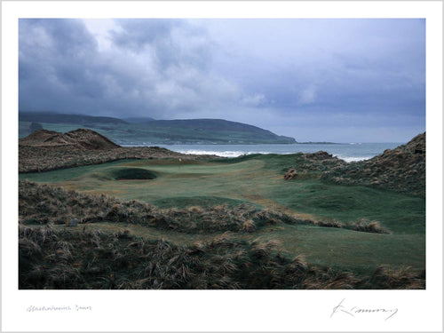 A photo of Machrihanish Dunes - a Limited Edition Fine Art Print by Kevin Murray.