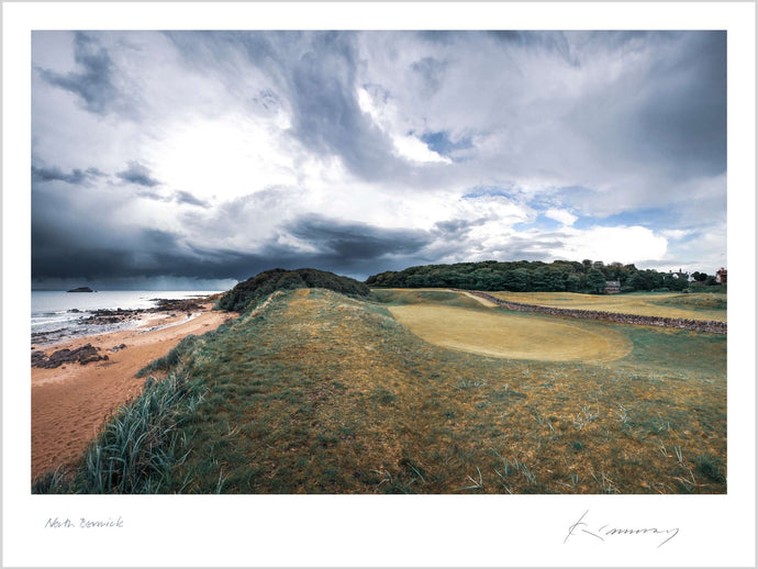 A photo of North Berwick - Limited Edition Fine Art Print by Kevin Murray.
