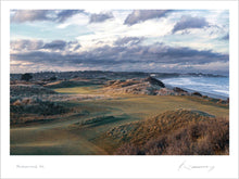 Load image into Gallery viewer, A photo of the 4th hole at Portmarnock taken by Kevin Murray