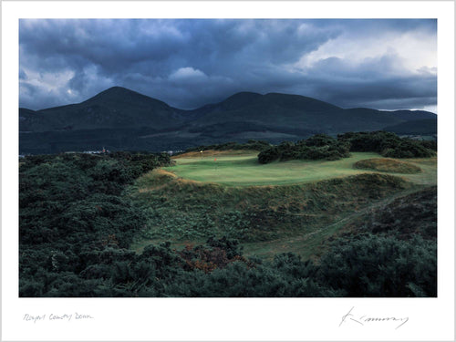 A photo of Royal County Down taken by Kevin Murray.