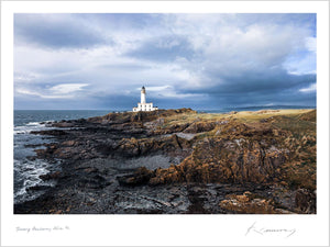 Trump Turnberry Ailsa 9th - Limited Edition Fine Art Print by Kevin Murray