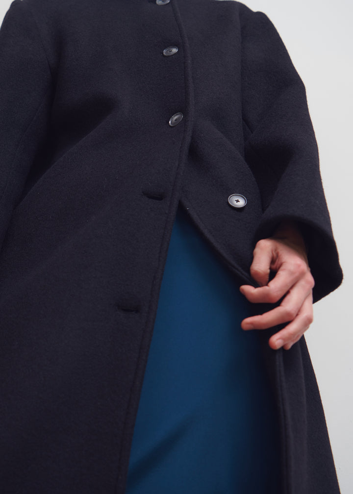 Ikram Wool Overcoat