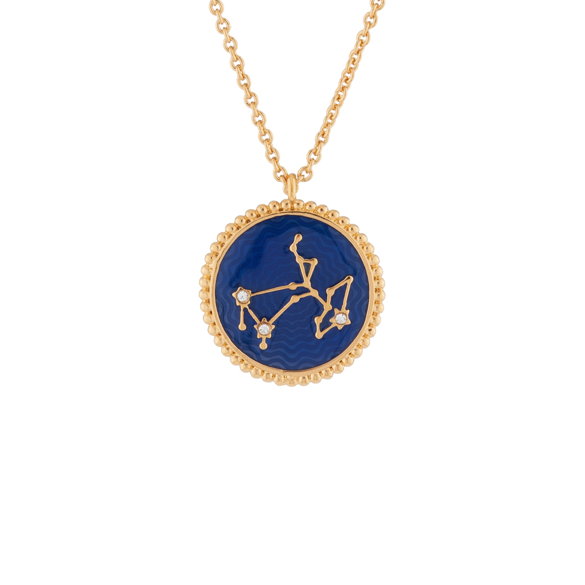 Pendant Necklace Sagittarius Zodiac Sign