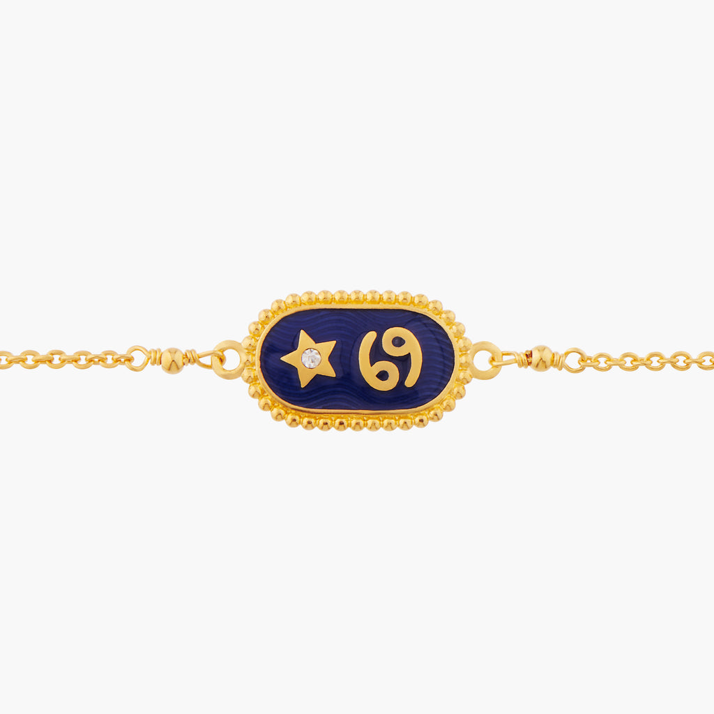 Bracelet Cancer Zodiac Sign