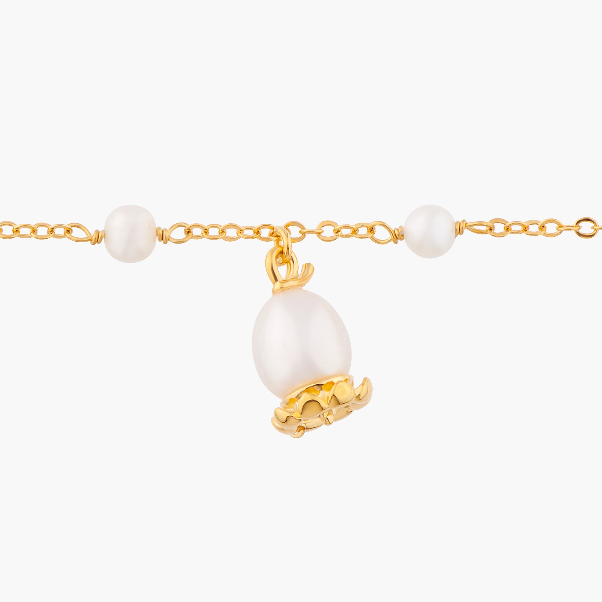 Lily of the Valley Thin Bracelet