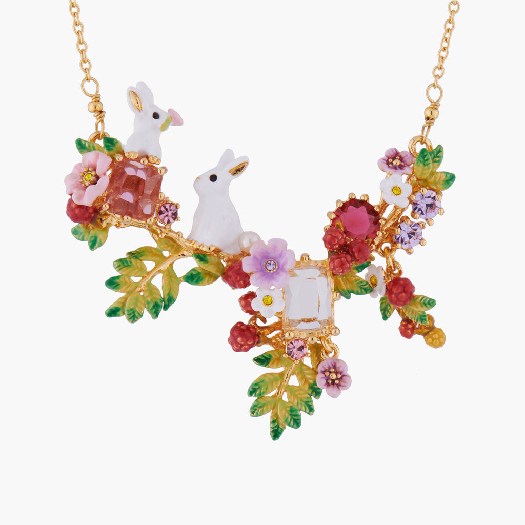 Rabbit Collar Necklace