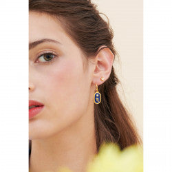 Virgo Zodiac Sign Stud Earrings