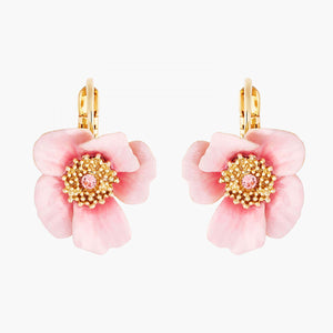 Blooming Roses Dormeuses Earrings