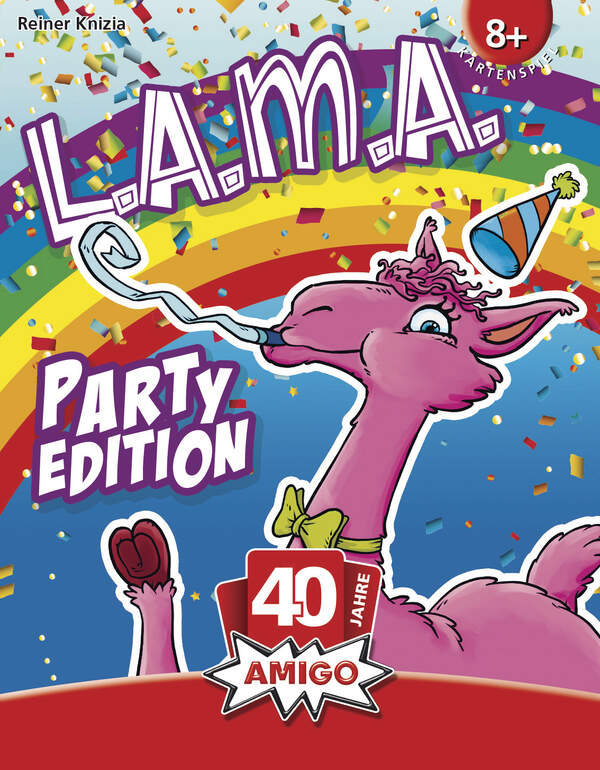 LAMA Party Edition (German Import)