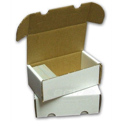0400ct CardBoard Card Box