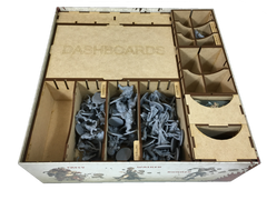 Go7 Gaming - ZBP-001 for Zombicide: Black Plague/Green Horde