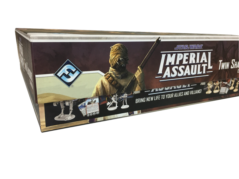 Go7 Gaming - IMPERIAL-002 for Twin Shadows / Bespin Gambit