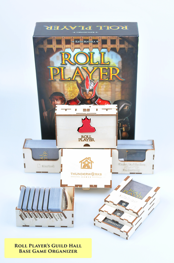 Meeple Realty - Roll Player's Guild Hall