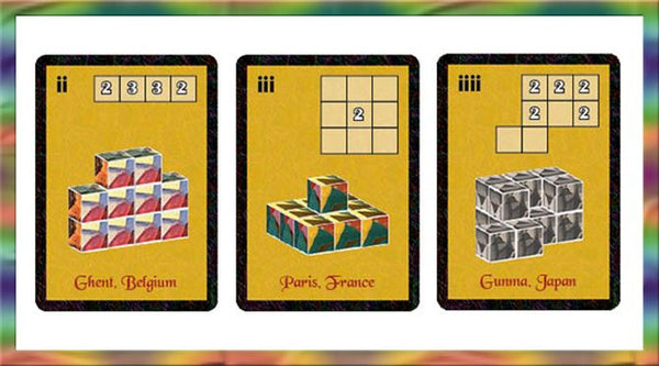 Cubist - 18 Card Expansion Pack