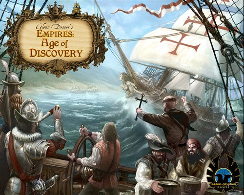 Glenn Drover's Empires: Age of Discovery - Deluxe Upgrade Pack