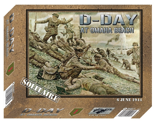 D-Day at Omaha Beach (4th Printing)