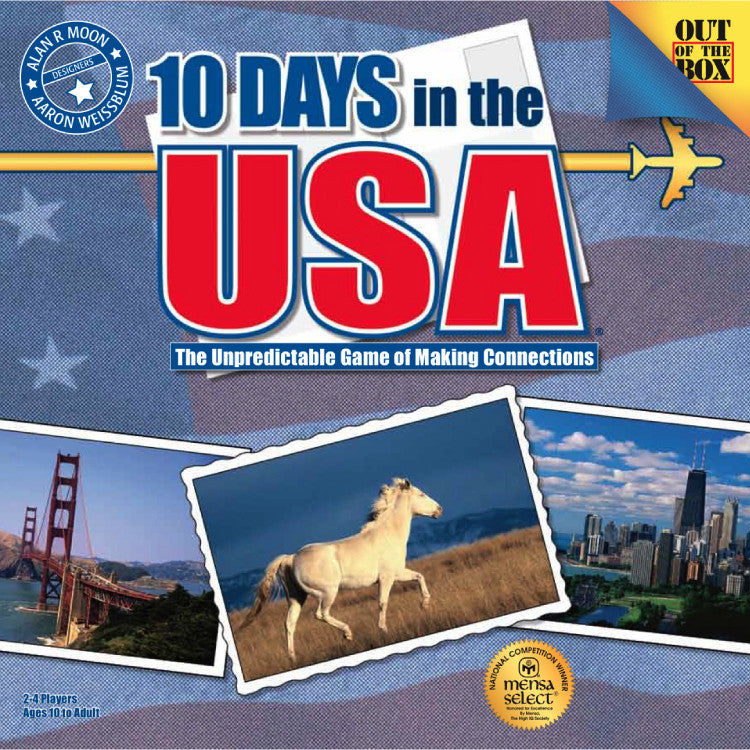 10 Days in the USA