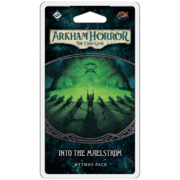 Arkham Horror: The Card Game – Into The Maelstorm *PRE-ORDER*