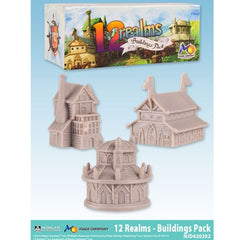 12 Realms: Building Pack
