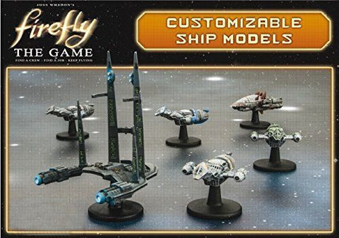 Firefly: Customizable Ship Models