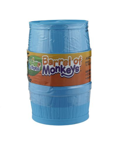 Barrel of Monkeys (Blue)