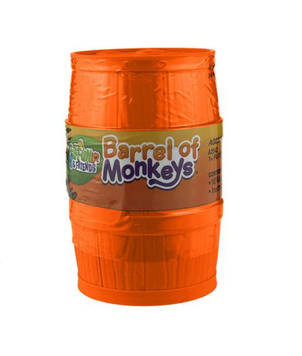 Barrel of Monkeys (Orange)