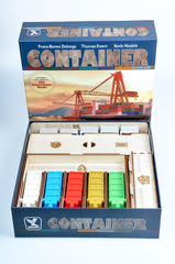 Meeple Realty - Container Harbour (Compatible with Container 10th Anniversary Edition)