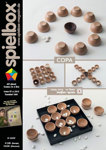 Spielbox Magazine Issue