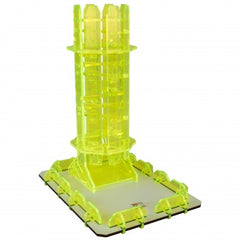 Blackfire Dice Tower - Peridot Twister