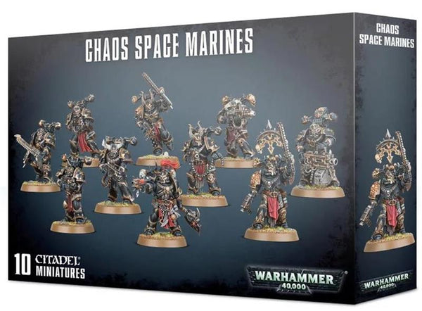 Games Workshop - Chaos Space Marines