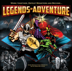 Legends of Adventure
