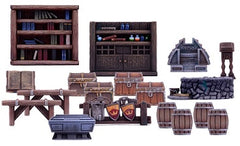 Dungeon Saga: Dungeon Furniture