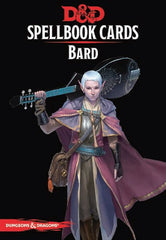 Dungeons & Dragons: Spellbook Cards - Bard (2nd Edition)