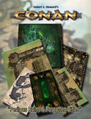 Conan: Perilous Ruins and Forgotten Cities Tile Set