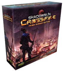 Shadowrun: Crossfire (Prime Runner Edition)
