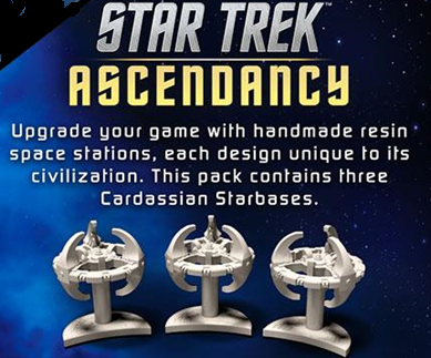 Star Trek: Ascendancy – Cardassian Starbases