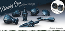PolyHero Dice: Rouge Sets - Midnight Blue