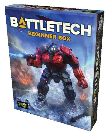 Battletech Beginner Box Set