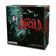 Fury of Dracula (Forth edition) *PRE-ORDER* (ETA September)