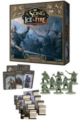A Song of Ice & Fire: Tabletop Miniatures Game – Free Folk Starter Set